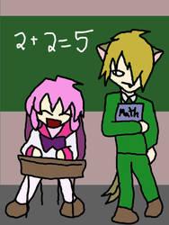 Playing School by Kazehiko