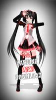 Tda Zatsune Miku Download by Kodd84
