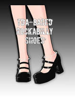 Tda-based Rockabilly Shoes Download by Kodd84