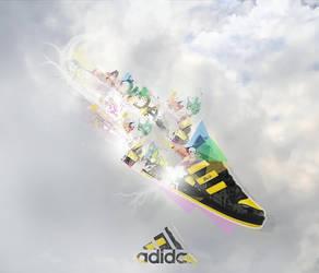 Adidas by frcarneiro