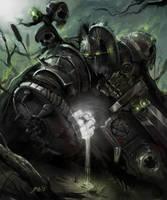 Death Knight by GansOne89