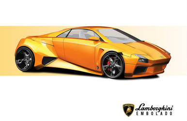 Lamborghini Embolado by Sm00th-Cr1m1nal