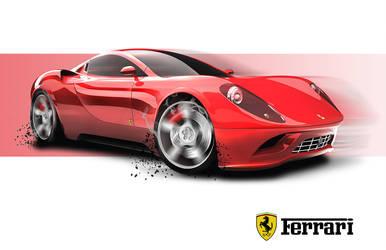 Ferrari by Sm00th-Cr1m1nal