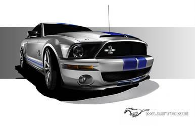 Mustang by Sm00th-Cr1m1nal