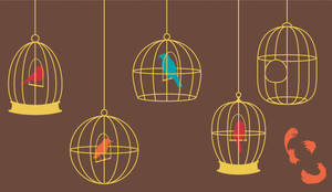 Birdies by Tabbathehutt