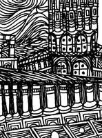 Detail by cicadamarionette