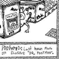 Dr. Footman by cicadamarionette