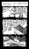 Depths of Mart Mart by cicadamarionette