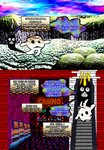 Dark Woods 2 by cicadamarionette