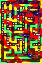 Ant Maze by cicadamarionette