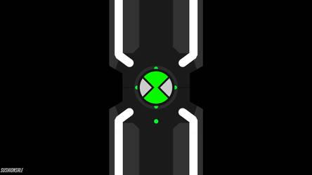 OS Omnitrix Wallpaper by buddermanx