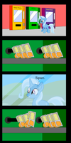 Trixie Vs The Vending Machine: Part 1 by animegx43