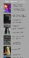 Get Inspired: Android Homescreens 1.0 by fkyhdino