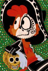 Dia de los Muertos by sac2422