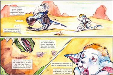 ProtC Prologue: Page Two by talon-serena