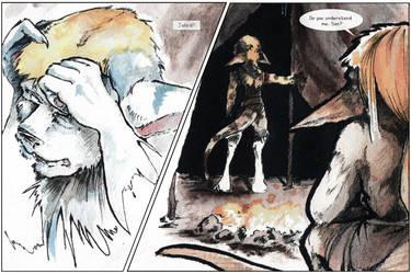 ProtC Prologue: Page Four by talon-serena