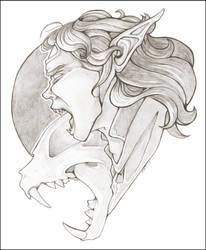 Destroyer of Worlds by talon-serena