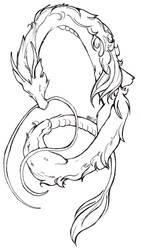 Inktober #19 - Haku by talon-serena