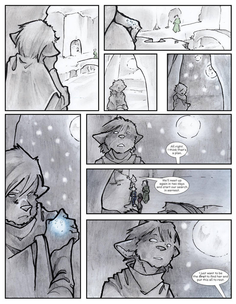 Chapter Three: Jamet's Story: Page 132 by talon-serena