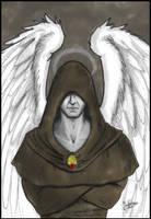 Densetsu's Guardian Angel by Ciocia-Krysia