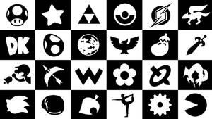 Super Smash Bros. Wallpaper by ravenoth-the-brave