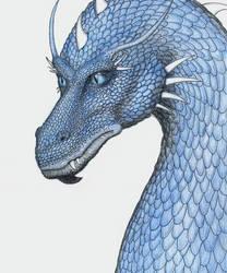 Dragon by ceciliec