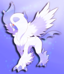 Mega Absol by tabbycat1212