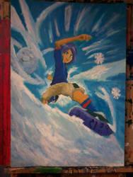 Snow Angel by WelpPwr
