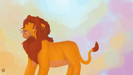 Simba by WelpPwr