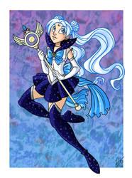 My Sailor Moon Redesign by ketari