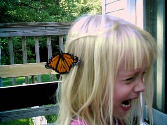 killer butterfly by moniiquee