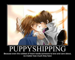Puppyshipping by Catlover122