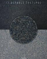 Asphalt Textures by GrDezign