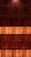 Wood Textures Set-3 by GrDezign