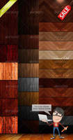 Wood Textures Bundle by GrDezign