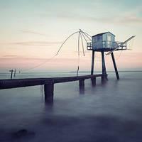 Fishing in the vapor III by Davidone33