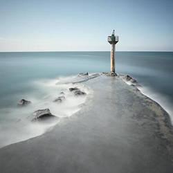 La nage du phare III by Davidone33