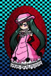 Ciel Chibi Dress by SaetonChapelle