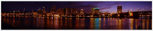 Portland Sunset by relativity17