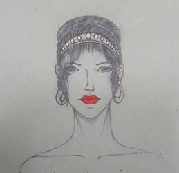 Sketch no1 by Tamalice