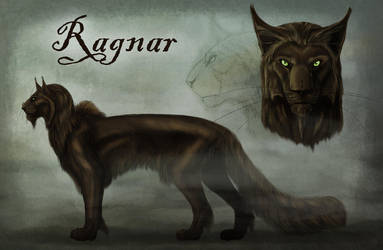Ragnar character sheet by RiverRaven