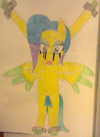 Stella Trapped by MillArts-Artworks