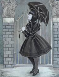 Soap Art- Gothic Lolita by Sangluna