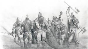 Einherjer, Warriors O Odinn by Satanoy