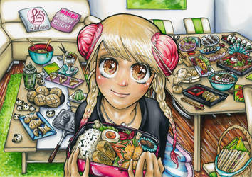 Manga Kochbuch! by Listenes