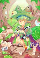 Vert Chocolat by DunceneyGAK