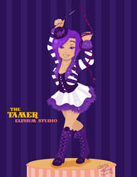 Elysium's Tamer by cherrynahme