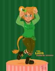 ELYSIUM's Lion by cherrynahme