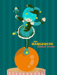 ELYSIUM's Harlequin by cherrynahme