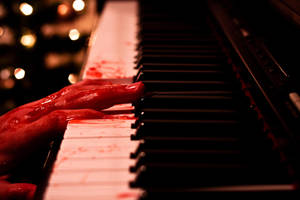 Red Christmas 2 by mattnotmatte
